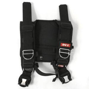 Zeagle 911 Schulterbereich