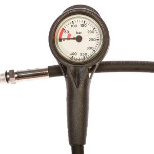 "Manometer ""Slim Line"" 400 bar"
