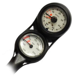 Slim Line Manometer + Tiefenmesser