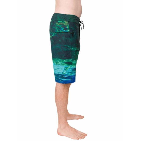 Waterlust Merman Camo Boardshorts