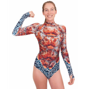 Waterlust Sea Turtle Body