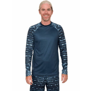 Waterlust Whale Shark Loose Fit Rash Guard