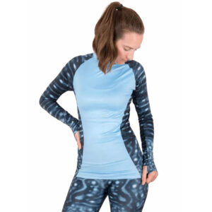 Waterlust Whale Shark Rash Guard