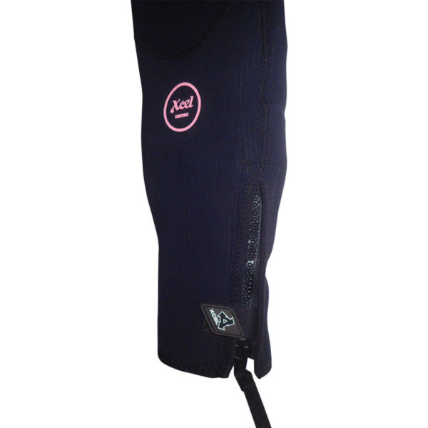 Xcel Thermoflex TDC Zipper