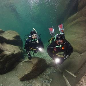 PADI Scuba Diver Tauchkursurs